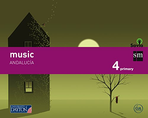 Music. 4 Primary. Savia. Andalucía - 9788416346004