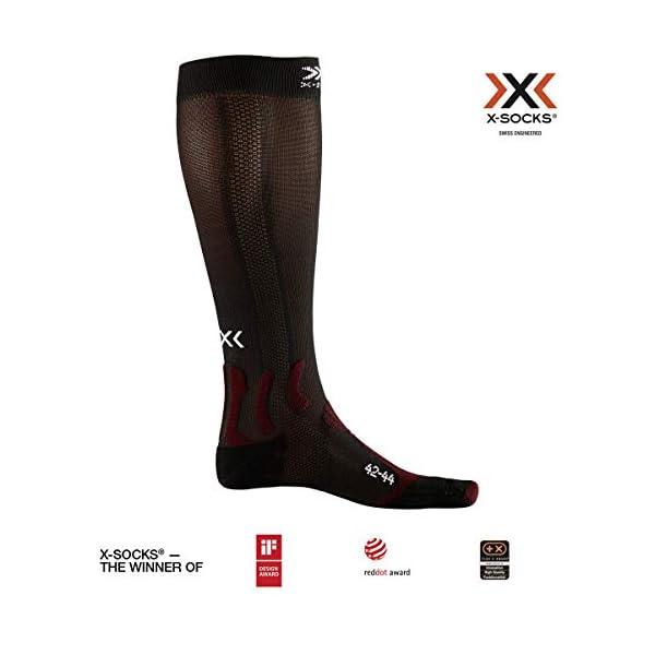 X-Socks Run Energizer Calzini Unisex-Adulto 2 spesavip