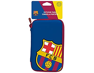 Hand Held Hard Case - FC Barcelona - FCB - Club Official Licensed Product (Nintendo 3DS/Nintendo DS/PlayStation Vita/Sony PSP)