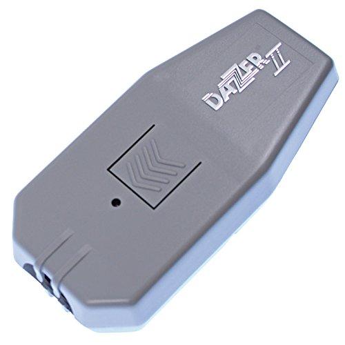 Dazer Hundeabwehrgerät Dazer II Ultraschall 25.000 Hz (frei ab 18 Jahre!)