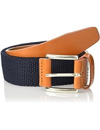 Lee Herren Gürtel Cotton Leather Strap