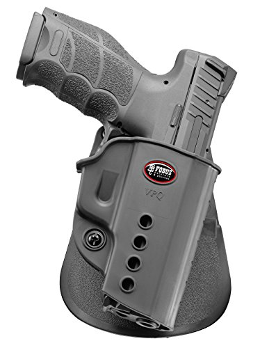 Fobus neu verdeckte Trage Pistolenhalfter Halfter Holster für Heckler und Koch H&K VP9, USP Full Size, USP9 Expert, P8 / Walther PPQ 9mm, PPQ M2 9mm & .40cal / Taurus Millenium PT111 G2 Pistole (Fobus Holster Taurus)