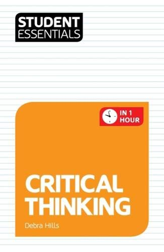 Student Essentials: Critical Thinking Cover Image