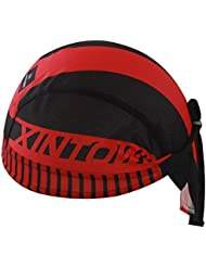 Refosian Gorra de ciclista en forma de casco bajo ajuste térmico tamaño cálido regular