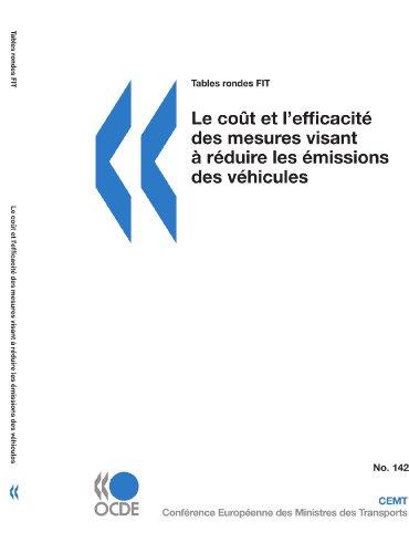 Tables rondes FIT Le cot et l'efficacit des mesures visant  rduire les missions des vhicules