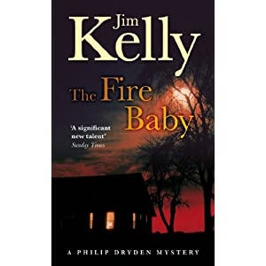 The Fire Baby (A Philip Dryden Mystery Book 2)