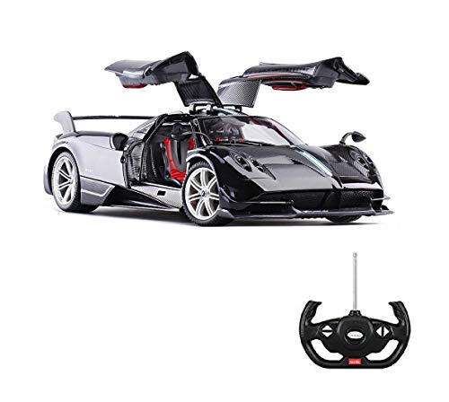 Toyshine Rastar 1:14 Pagani Huayra BC Remote Control Car, Open Door from Remote, Assorted Color