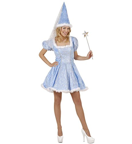 Starry Fairy With Dress, Hat With Veil