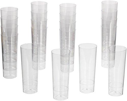 Mical - Vaso de plástico - 20 unidades
