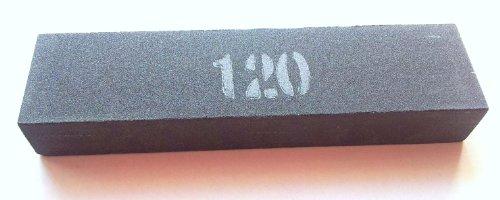 Silifix Schruppstein von Zische – FEPA Körnung 120-200x50x25 mm