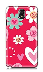 ZAPCASE Printed Back Cover for Samsung Galaxy Note 3