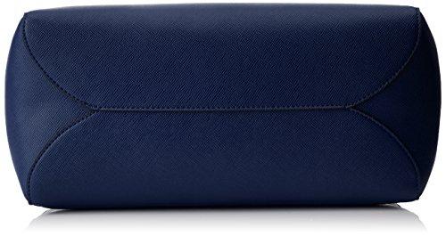 Guess Aria, Borsa a Mano Donna, 17 x 29 x 46 cm (W x H x L) Blu