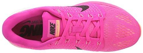Nike Lunarglide 7 Damen Laufschuhe Pink (Pink Foil/Black/Pink Pow)