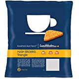 Lamb Weston Frozen Triangle Hash Browns - 10x1kg
