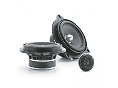 Focal IFBMW-S 10cm 2-Way Component Car Speakers for BMW 1, 3 Series X1