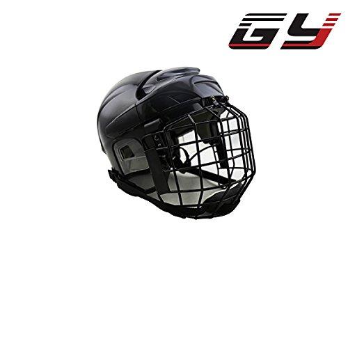de haute qualité ligne PPE hockey riz joueur casque intégral masque facial pour le hockey
