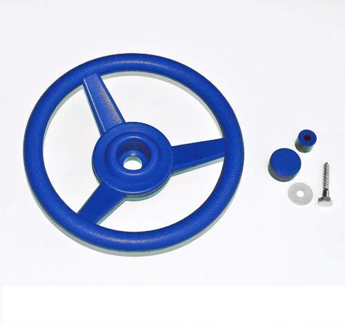 GK Lenkrad/Steuerrad für Spielanlagen, blau