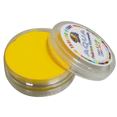 Tons de base, pot individuel de 45 g Jaune