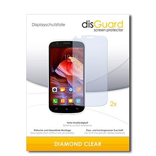 2 x disGuard® Bildschirmschutzfolie Slok C2 Schutzfolie Folie