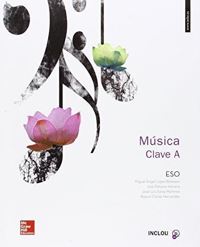 Música Clave A. Valencia - Edició 2015 - 9788448195847 por Miguel Ángel López Ballester