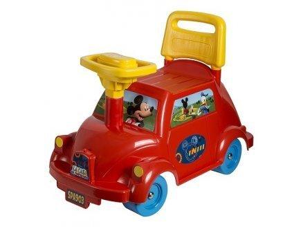 Disney - porteur voiture mickey bébé dès 18 mois