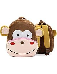 8ee644932077a2 Zoo Toddler Kids 3D Cartoon per Ragazze Ragazzi Animal Lovely Zaino Bambino  Bambini Borse da scuola