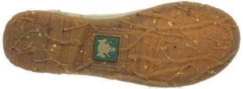 El Naturalista N989 Lux Suede Vaquero / Angkor, Chaussures à lacets Femme Gris (Piedra-Tibet)