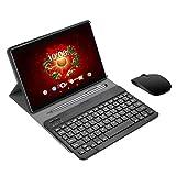 Tablet 10 Pollici Con wifi Offerte, 3GB RAM + 64GB ROM Android 8.1 Espansione e Dual SIM 4G Fotocamera da 8MP + 5MP Full HD PC, Portatili e Tablet