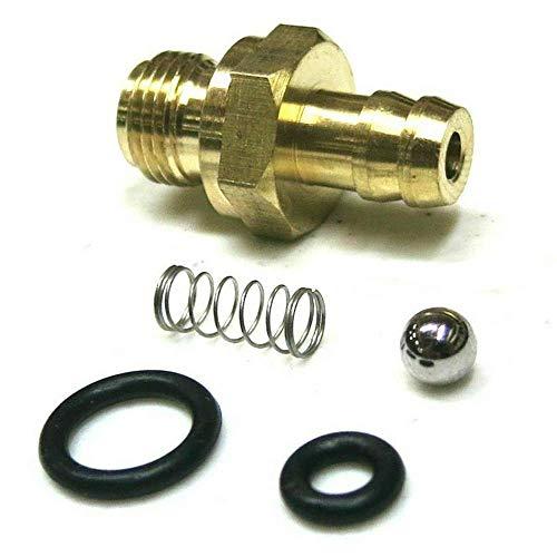 JJDD HIFROM Ersatz Chemische Seife Injektor Hochdruckreiniger für Briggs & Stratton 190593GS 190635GS 203640GS Chemische Seife Injektor Kit (5 Stück)