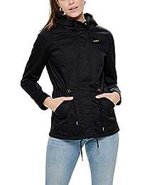 ONLY Damen Onlnew Lorca Spring Jacket Cc OTW Parka