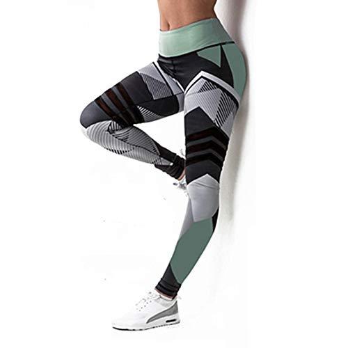 WHFDDDK Yogahosen S-XXXL Plus Size Leggings Sport Frauen Fitness Legging Schlank Stretch Laufhose Frauen Leggins - Schlank Stretch Leggings