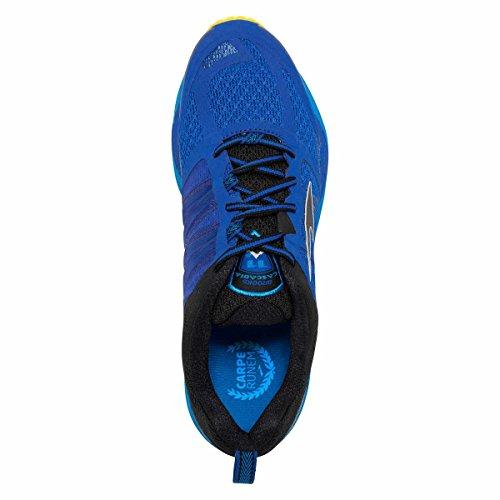 Brooks Cascadia 11, Scarpe da Fitness Uomo Giallo