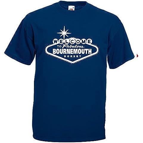 Printmeashirt -T-shirt  Uomo-Donna