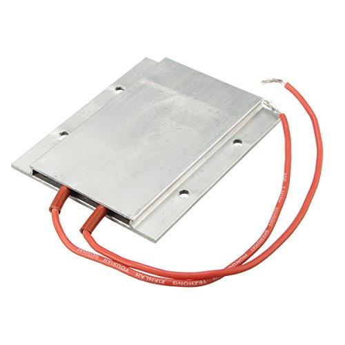 HITSAN 200W AC / DC 220V 77 x 62 x 6mm PTC Thermostat Aluminum Heating Ceramic Heater