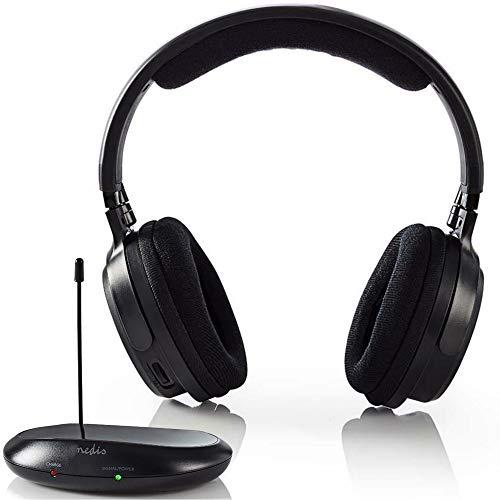 TronicXL Funkkopfhörer TV Kopfhörer Fernseher Funk Wireless kabellos - Fernseh Headphones (Lg Wireless Tv Kopfhörer)