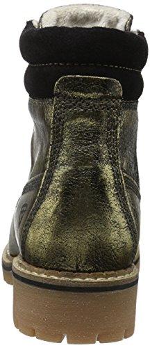Tamaris 25242, Bottes Classiques Femme Or (Gold Antic 983)