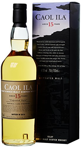 Caol Ila 15 Jahre Special Release 2016 Islay Single Malt Whisky (1 x 0.7 l)