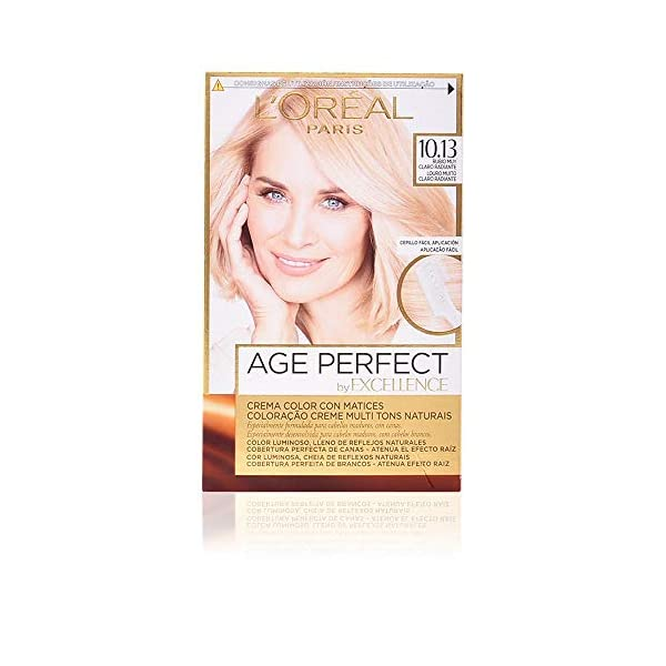 EXCELLENCE Age perfect tinte Rubio muy Claro Radiante Nº 10.13 caja 1 ud