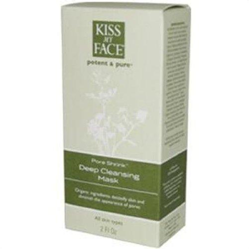 Kiss My Face Gürtelset für & Pur compl-te Poren des Gesichts des syst-me Therapieliege Shrink Tiefenreinigung Mask 2FL. OZ. Behandlungen und Masken 219150