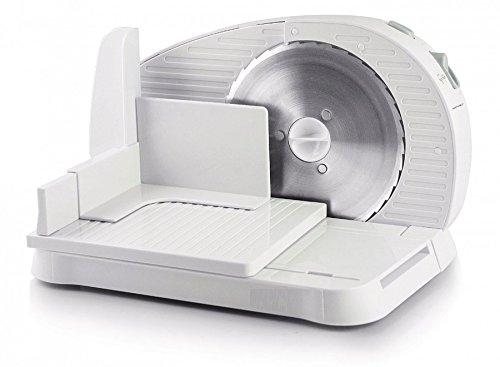 Allesschneider Brotschneidemaschine klappbar Brotschneider Aufschnittmaschine Schneidemaschine 200 Watt