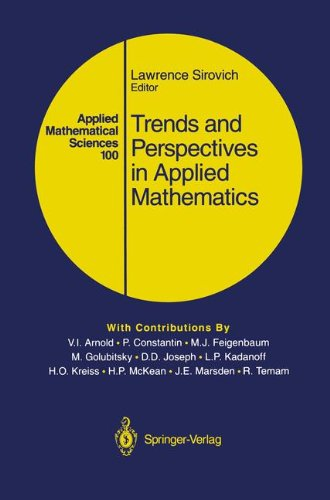 Trends and Perspectives in Applied Mathematics (Applied Mathematical Sciences)