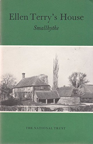 Ellen Terrys House: Smallhythe Tenterden, Kent
