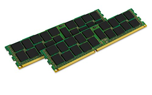 Kingston KTS5287K2/8G PC2-5300 Arbeitspeicher 8 GB (667 MHz, CL5, 240-polig, 2 x 4 GB) DDR2-SDRAM Kit