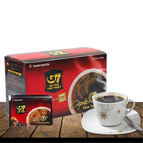 Nettogewicht 30g (0.066LB) Vietnam Instant G7 Kaffee 100% Importiert Originalverpackung Heißer...