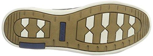 Dockers by Gerli 41tt001-610, Sneakers Basses Homme Noir (Schwarz/grau)
