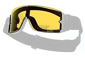 Bollé ecran remplacement bollé x800 jaune