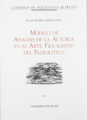 Modelo de análisis de la autoría en el arte figurativo del paleolítico (Arqueología)