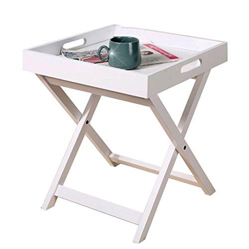 Mesa de centro Mesa pequeña pequeña sofá Mesa de té Simple, Mesa ...