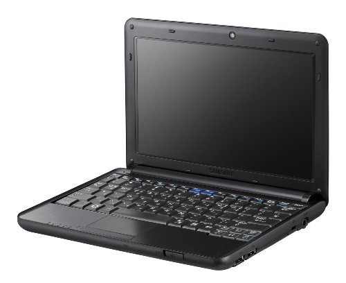 Samsung N130 anyNet N270BN 25,7 cm (10,1 Zoll) Netbook (Intel Atom N270 1,6GHz, 1GB RAM, 160GB HDD, Intel 950, XP Home) schwarz Netbook 1 Gb Ram