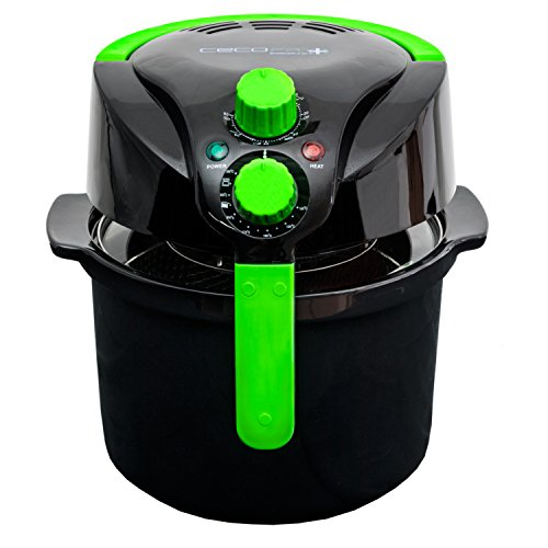 Cecotec Cecofry Compact Plus, friggitrice ad aria (senza olio) da 1000 W e 5 l